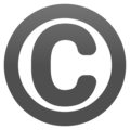 Copyright on Google Android 11.0