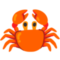 Crab on Google Android 11.0