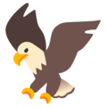 Eagle on Google Android 11.0