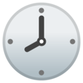 Eight O'Clock on Google Android 11.0