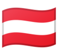 Flag: Austria on Google Android 11.0