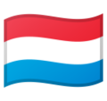 Flag: Luxembourg on Google Android 11.0