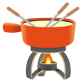 Fondue on Google Android 11.0