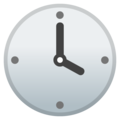 Four O'Clock on Google Android 11.0
