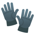 Gloves on Google Android 11.0