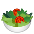 Green Salad on Google Android 11.0