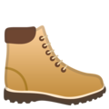 Hiking Boot on Google Android 11.0