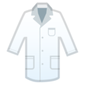 Lab Coat on Google Android 11.0