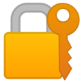 Locked with Key on Google Android 11.0