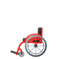 Manual Wheelchair on Google Android 11.0