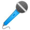Microphone on Google Android 11.0