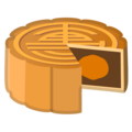 Moon Cake on Google Android 11.0