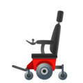 Motorized Wheelchair on Google Android 11.0