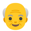 Old Man on Google Android 11.0