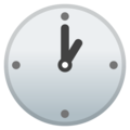 One O'Clock on Google Android 11.0