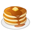Pancakes on Google Android 11.0