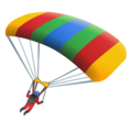 Parachute on Google Android 11.0