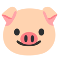 Pig Face on Google Android 11.0