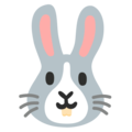Rabbit Face on Google Android 11.0