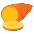 Roasted Sweet Potato on Google Android 11.0