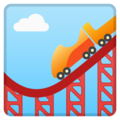 Roller Coaster on Google Android 11.0
