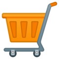 Shopping Cart on Google Android 11.0