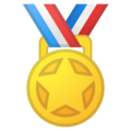 Sports Medal on Google Android 11.0