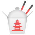 Takeout Box on Google Android 11.0