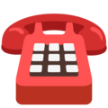 Telephone on Google Android 11.0