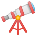 Telescope on Google Android 11.0