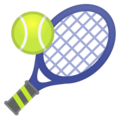 Tennis on Google Android 11.0