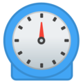 Timer Clock on Google Android 11.0