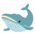 Whale on Google Android 11.0