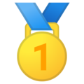 1st Place Medal on Google Android 11.0 December 2020 Feature Drop