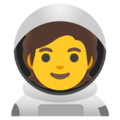 Astronaut on Google Android 11.0 December 2020 Feature Drop