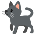 Black Cat on Google Android 11.0 December 2020 Feature Drop