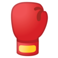 Boxing Glove on Google Android 11.0 December 2020 Feature Drop