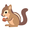 Chipmunk on Google Android 11.0 December 2020 Feature Drop