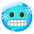 Cold Face on Google Android 11.0 December 2020 Feature Drop