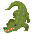 Crocodile on Google Android 11.0 December 2020 Feature Drop