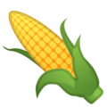 Ear of Corn on Google Android 11.0 December 2020 Feature Drop