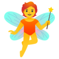 Fairy on Google Android 11.0 December 2020 Feature Drop
