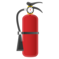 Fire Extinguisher on Google Android 11.0 December 2020 Feature Drop
