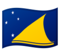 Flag: Tokelau on Google Android 11.0 December 2020 Feature Drop
