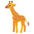 Giraffe on Google Android 11.0 December 2020 Feature Drop