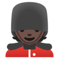 Guard: Dark Skin Tone on Google Android 11.0 December 2020 Feature Drop