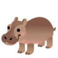 Hippopotamus on Google Android 11.0 December 2020 Feature Drop