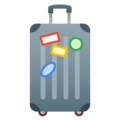 Luggage on Google Android 11.0 December 2020 Feature Drop
