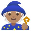 Mage: Medium Skin Tone on Google Android 11.0 December 2020 Feature Drop
