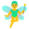 Man Fairy on Google Android 11.0 December 2020 Feature Drop